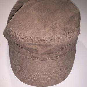 Other - Khaki military cap